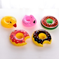Inflatable animal shaped pvc toy