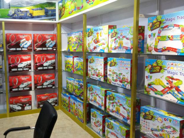 Track Toys China
