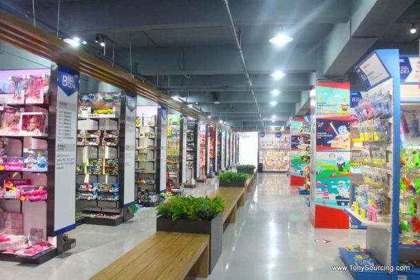 China toys base