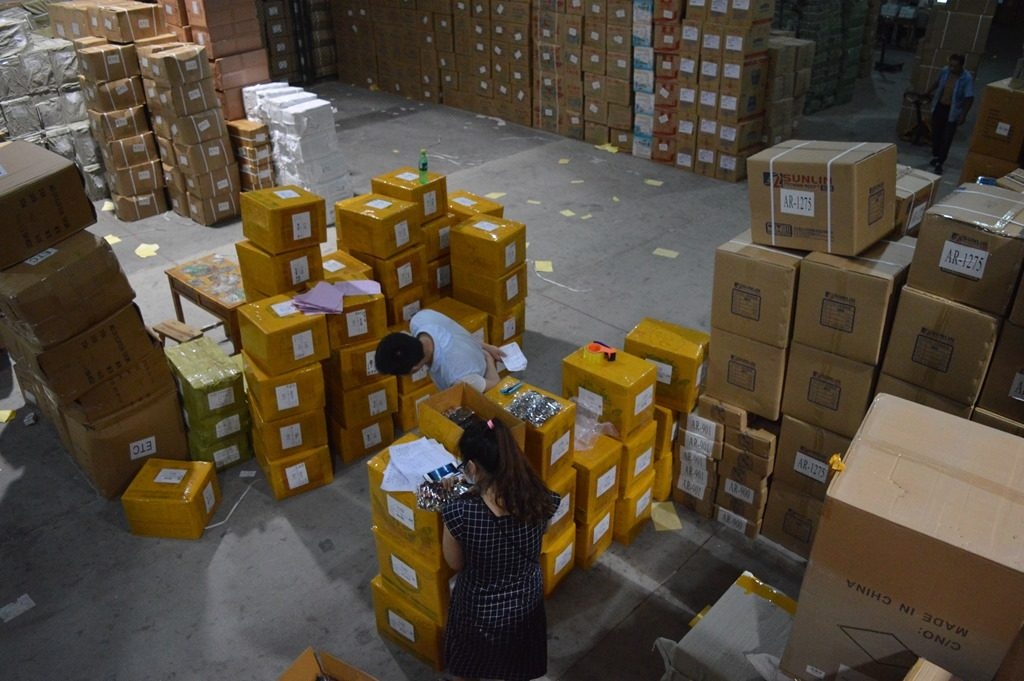 Yiwu Toys warehouse