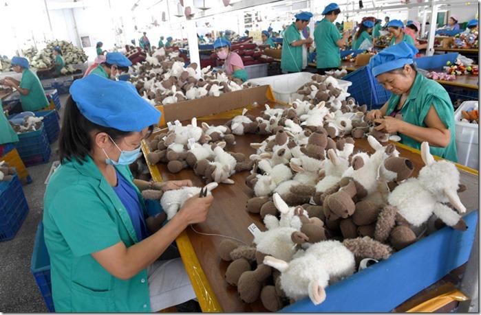 China toys factory 2