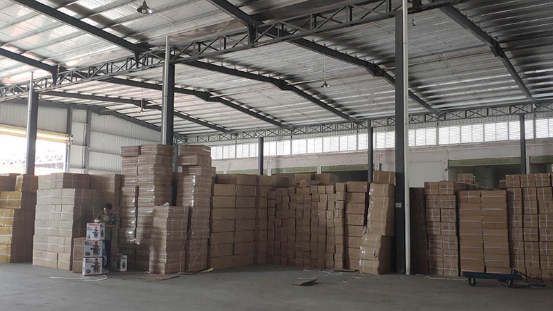 Shantou Toys warehouse