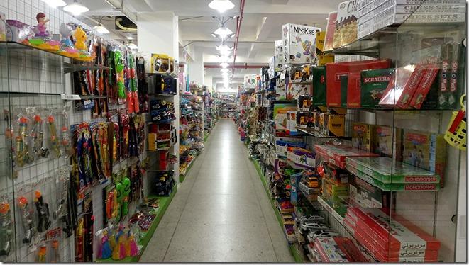 China Toys Market