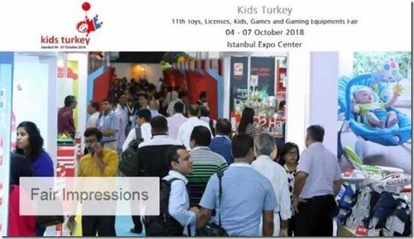 2018 Turkish Toys Fair