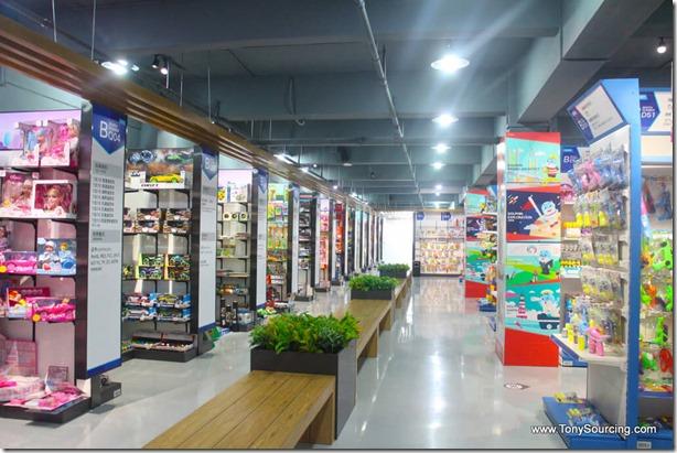 China shantou Toys market