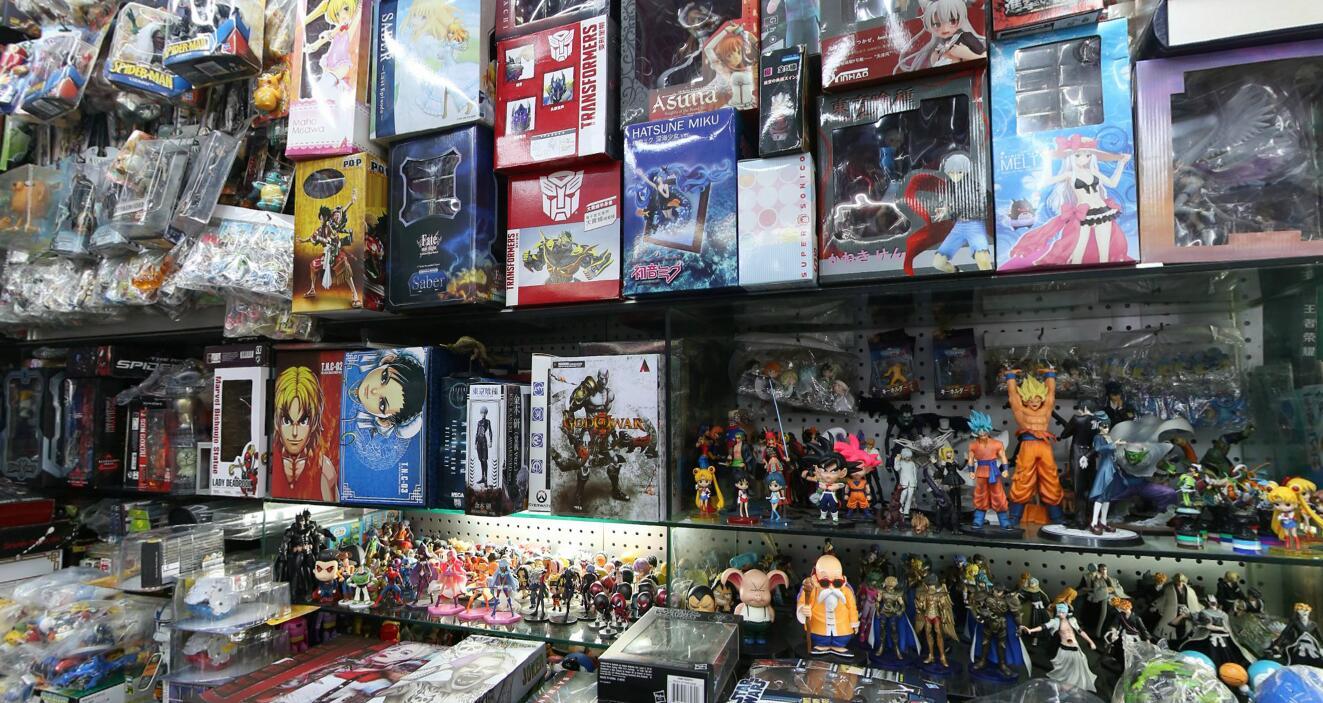 10 Suppliers Sale Manga Toys Wholesale In Yiwu China.