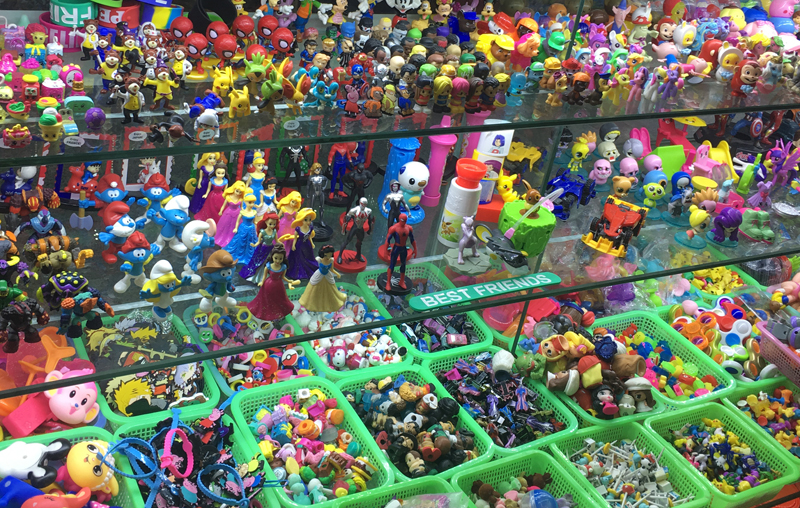 Where to get the Best Capsule Toys Wholesale? Have to Visit here