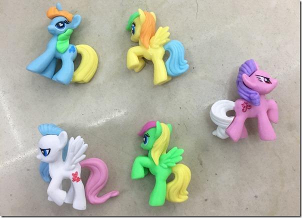 pony toys figure