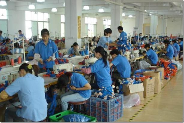 Baigou plush Toys factory