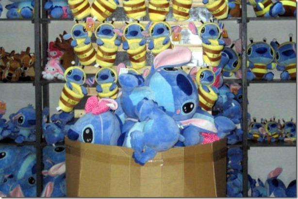 Yangzhou Toys market