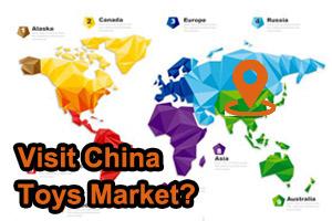visit china toys market