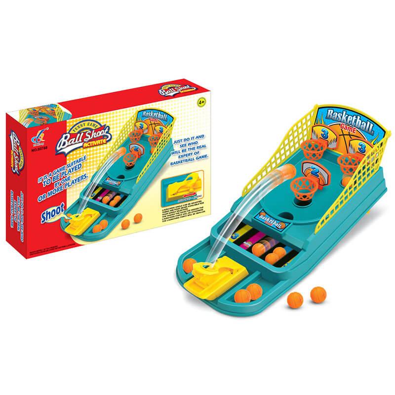 basketball game machine toy 