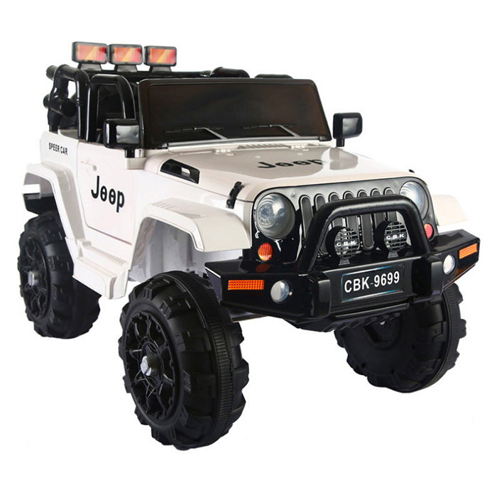 Jeep ride on car battery electric kid toys​