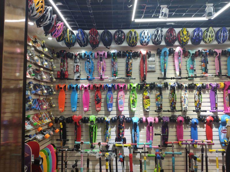kick scooters wholesale market