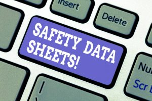 What is MSDS Certification? Why Your Shipping Company ask for it