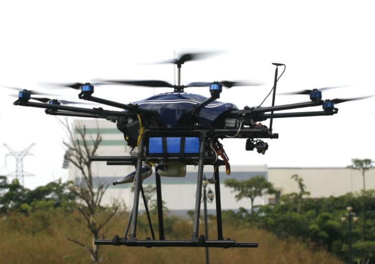 art-tech drone