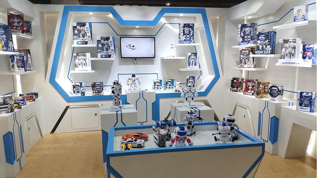 Hoton Toys showroom