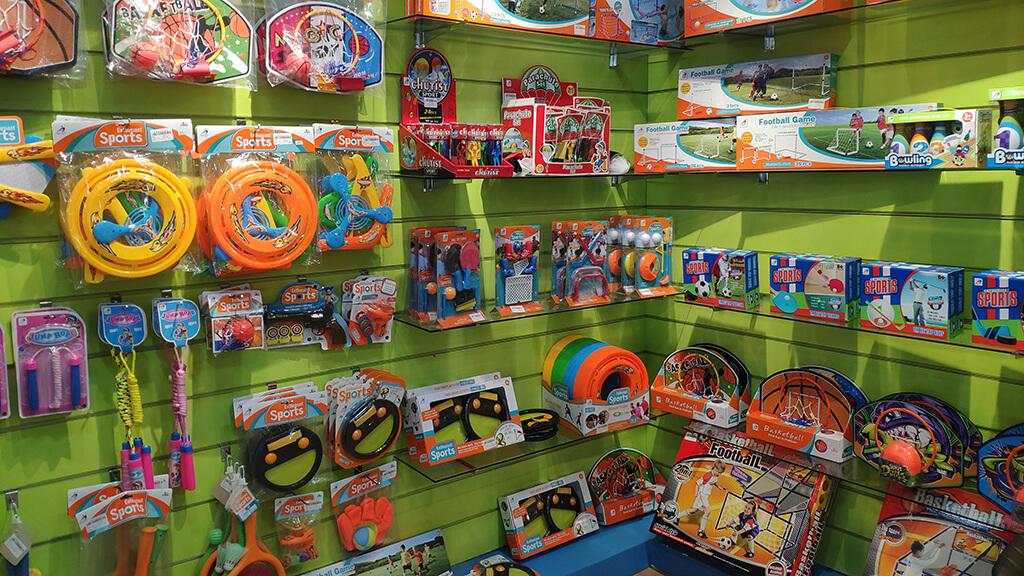 Shantou On Top Toys Showroom