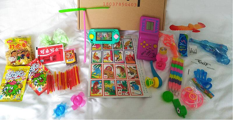 Shantou Vintage toys