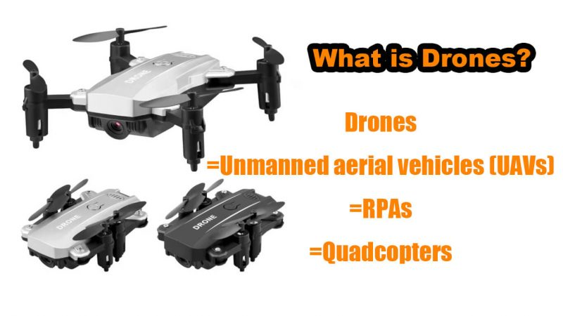 What is Drone toys