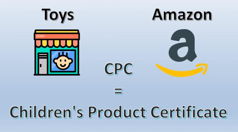 Toys CPC certificationn