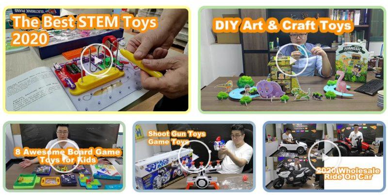 youtube toys show