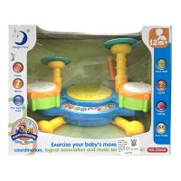 Early Childhood Education Jazz Drum
