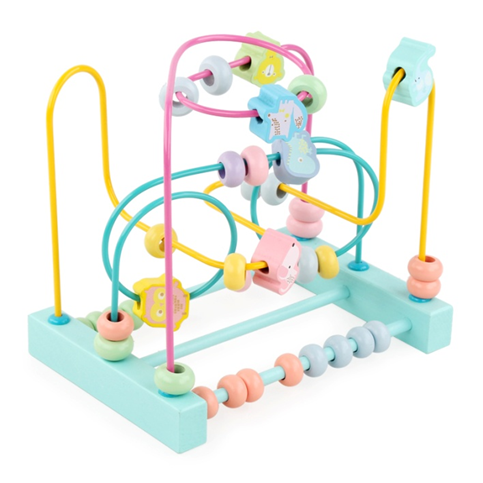 the roller coaster toy