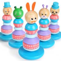 Wooden Tumbler Toys