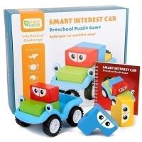 Wooden Car Toys Puzzle