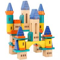 Wooden Castle Toys