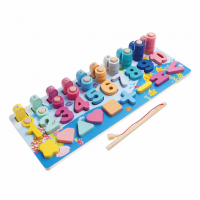 Wooden Math Toys For Toddlers