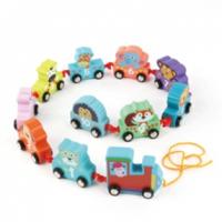 Wooden Track Sets Toys