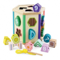 Wooden Building Block Toys