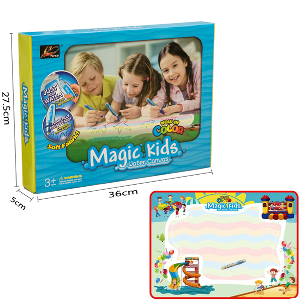 Water Drawing Mats