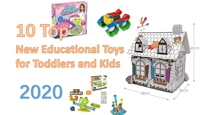 2020 educational toys