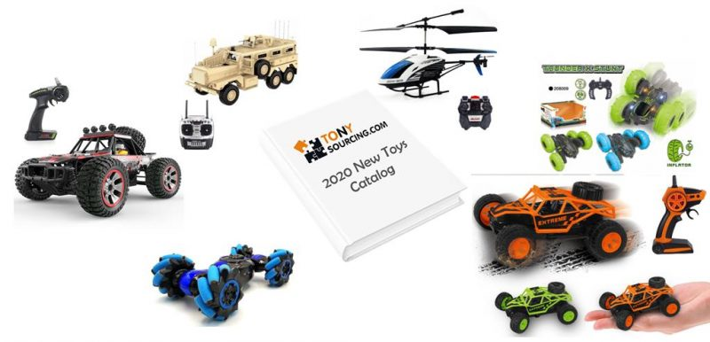 Toys catalog for RC