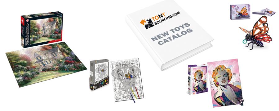 puzzle catalog