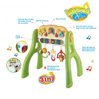 baby music gym