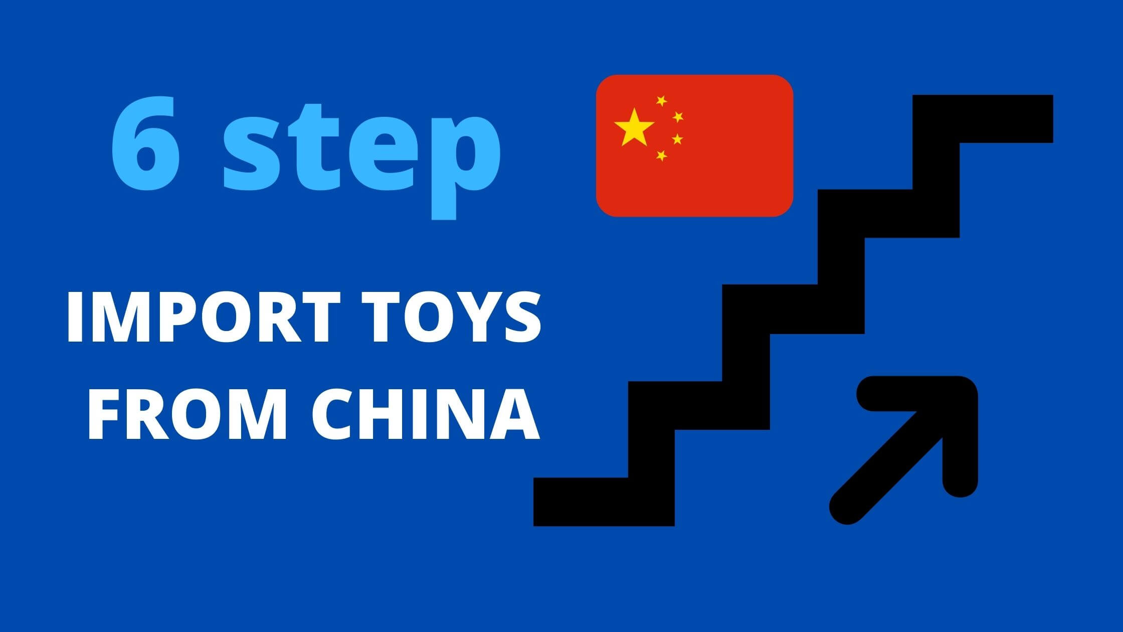 6 step TO IMPORT FROM CHINA