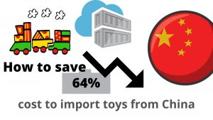 Read more about the article Case Study: How to Save 64% to Import Wholesale Toys China?