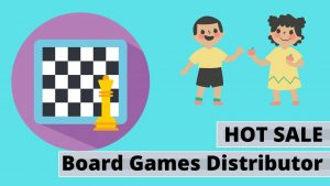 Read more about the article Wholesale Board Games Distributor |What is Hot Sale Now ?