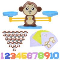 Monkey Balance Puzzle