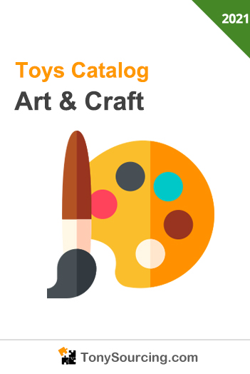 art & craft catalog