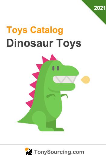 dinosaur toys catalog