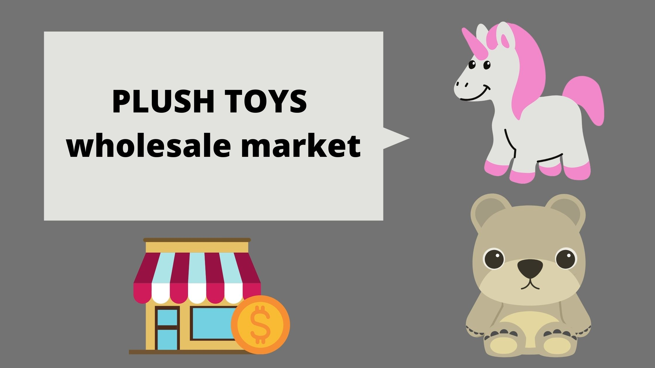 You are currently viewing Where is plush toys wholesale market| stuffed animal wholesale distributor