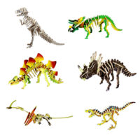 3D Puzzle Dinosaur set