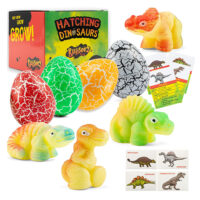 Dinosaur Eggs in Water Toys