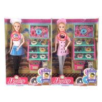 barbie market set