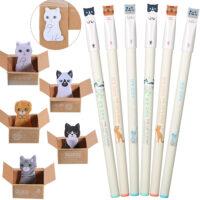cartoon cat pens